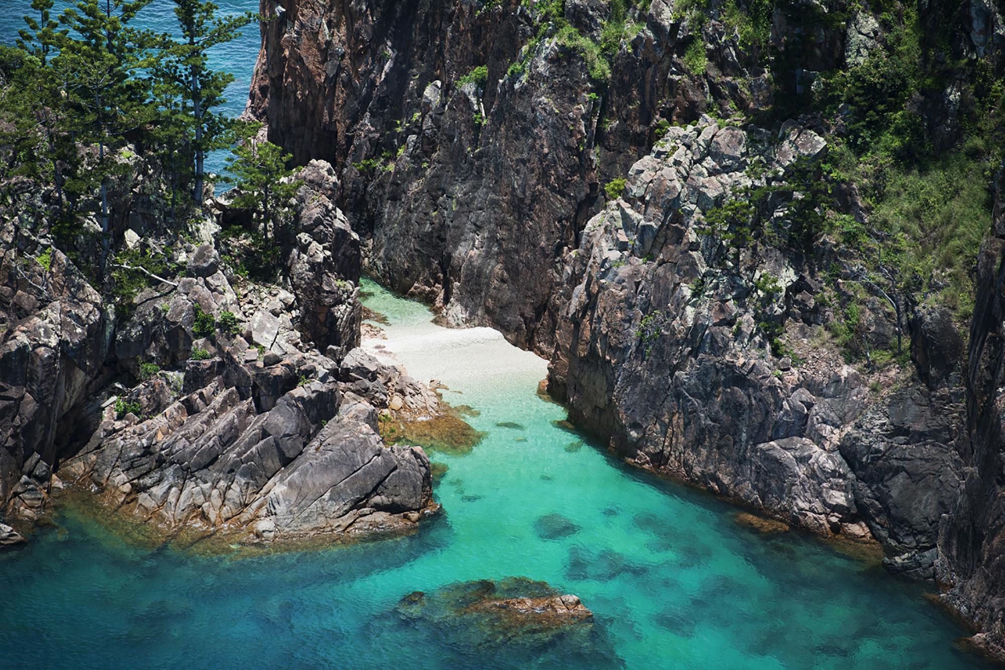 Hayman Island: Luxury Great Barrier Reef Resort